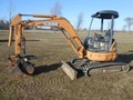 2011 Case CX36B Excavators and Mini Excavator