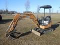2017 Case CX17B Excavators and Mini Excavator