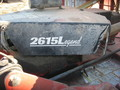2009 Bush Hog 2615L Rotary Cutter
