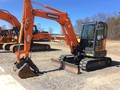 2015 Doosan DX63-3 Excavators and Mini Excavator