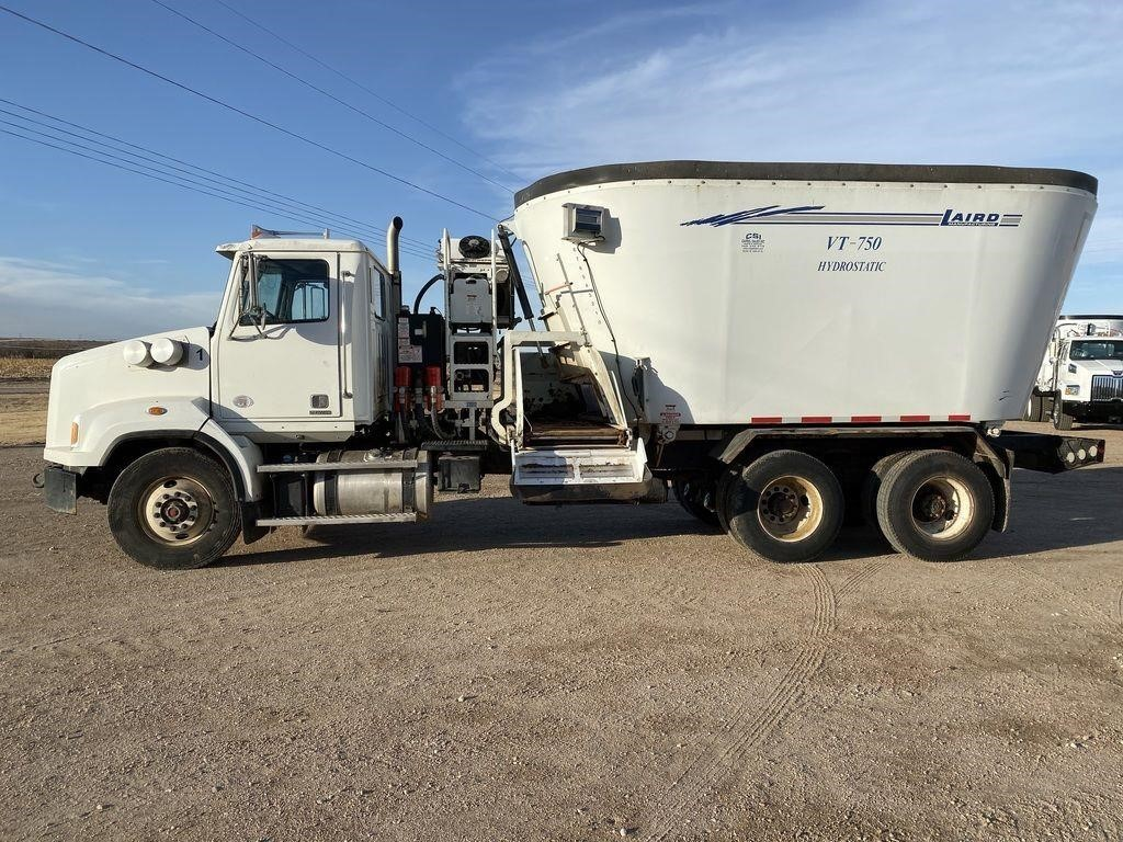 2016 Laird VT750 Grinders and Mixer