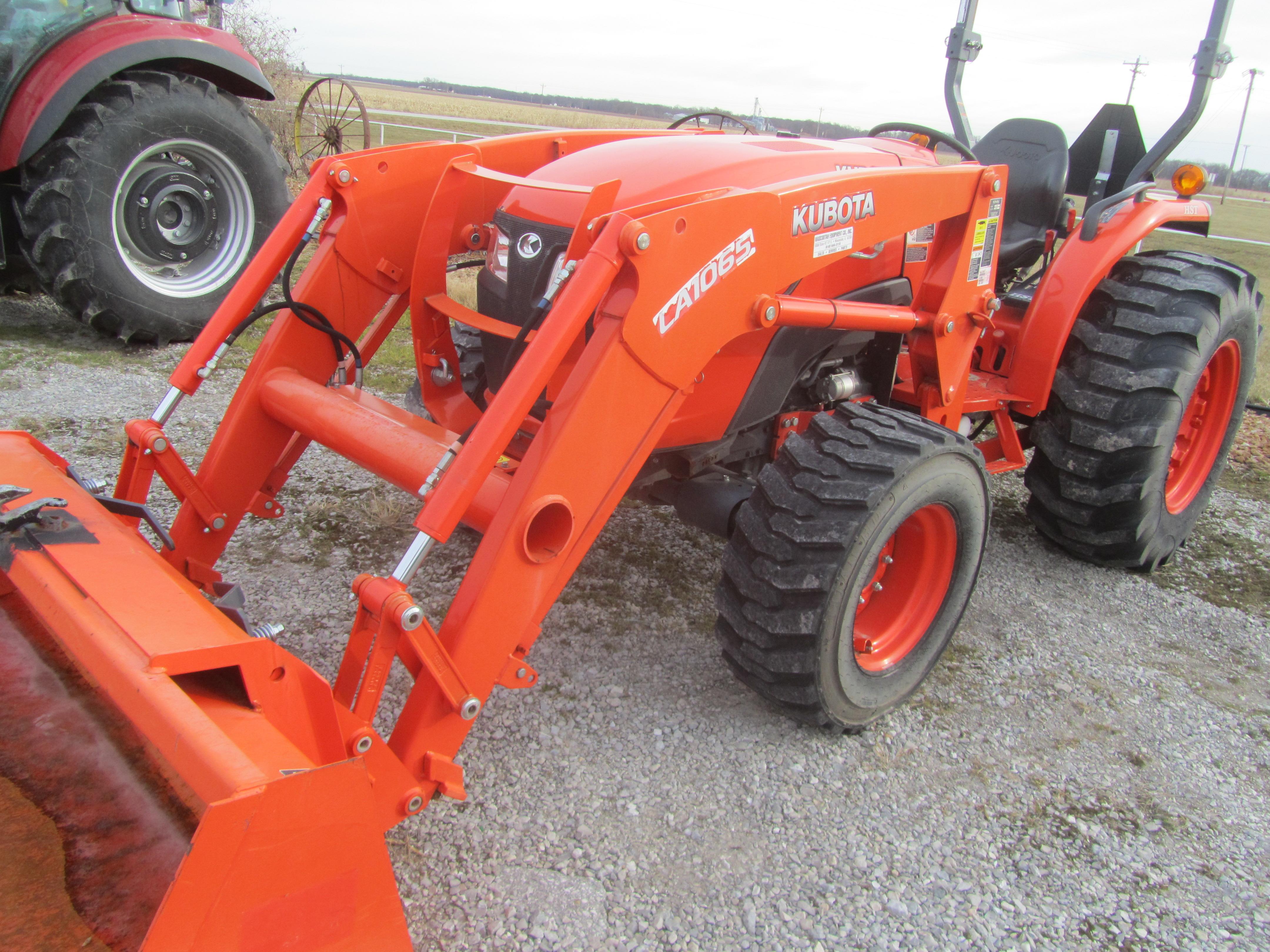 2016 Kubota MX5800HST Tractor