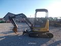 2017 Deere 30G Excavators and Mini Excavator