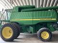 2000 John Deere 9650 STS Combine