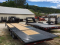 2020 LOAD TRAIL Tandem Heavy Duty Gooseneck Flatbed Trailer