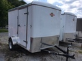 2020 Carry-On Enclosed Trailer Box Trailer