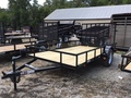 2020 Carry-On 6x12 Flatbed Trailer