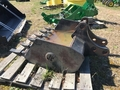 "2013 5461 36"" Bucket Backhoe and Excavator Attachment"
