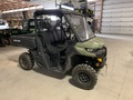 2016 Can-Am HD8 ATVs and Utility Vehicle