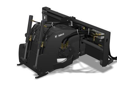 2017 Bobcat 18IN PLANER Loader and Skid Steer Attachment