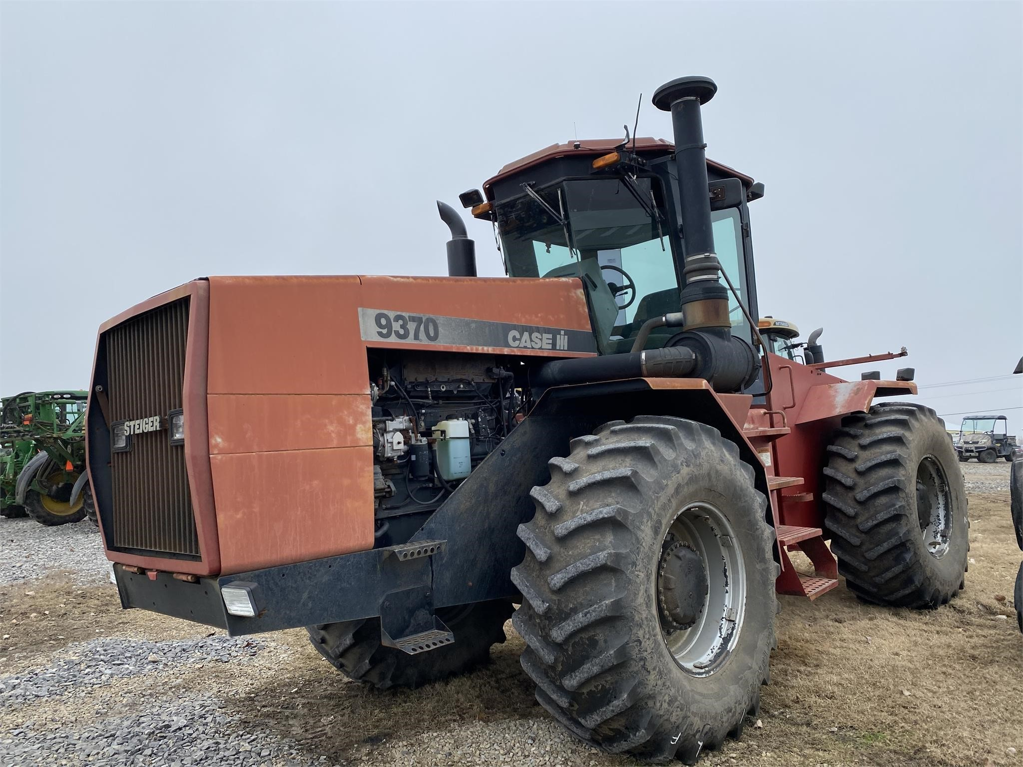 2000 Case IH 9370 Tractor