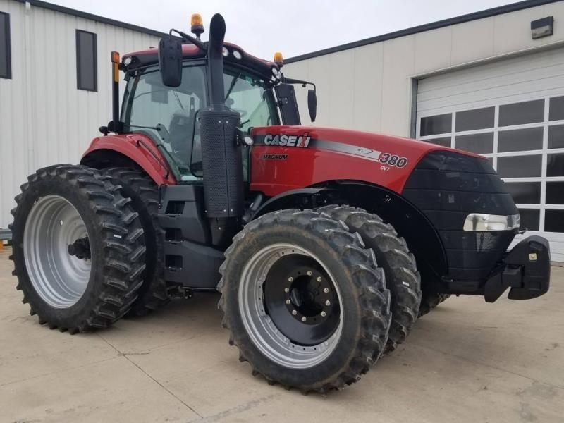 2020 Case IH Magnum 380 Rowtrac CVT Tractor