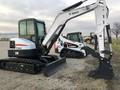 2020 Bobcat E50 Excavators and Mini Excavator