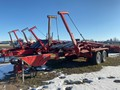2008 ProAG 16K Bale Wagons and Trailer
