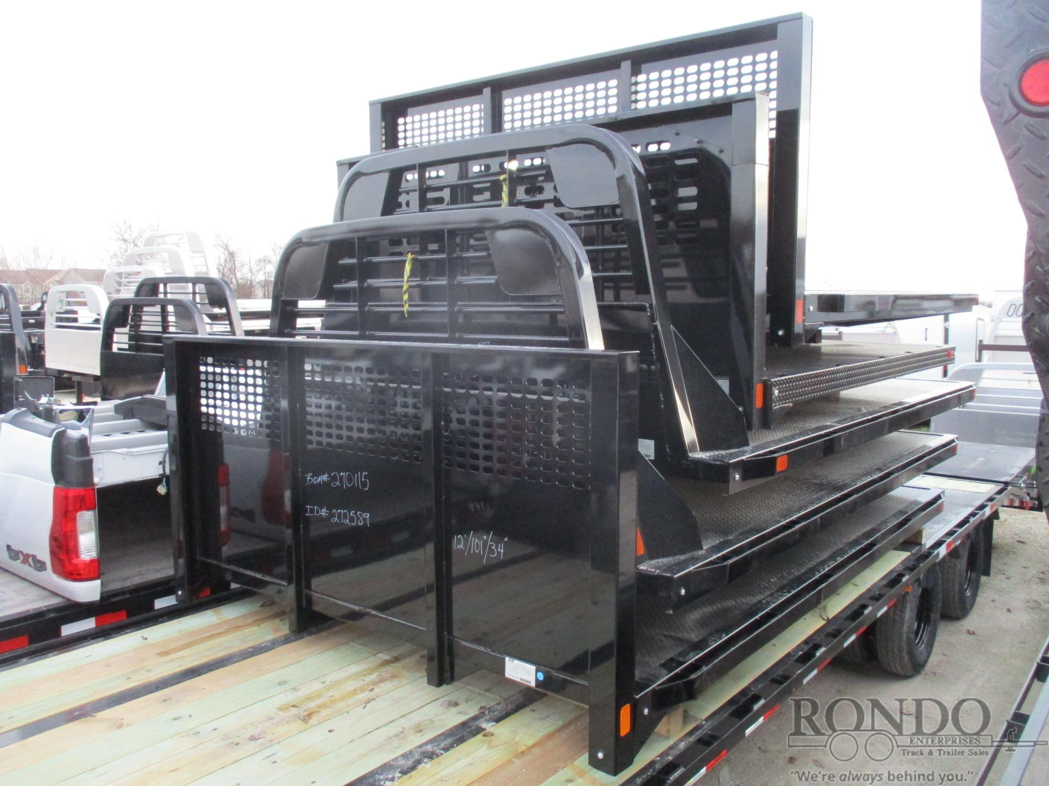 2019 CM PLS Truck Bed