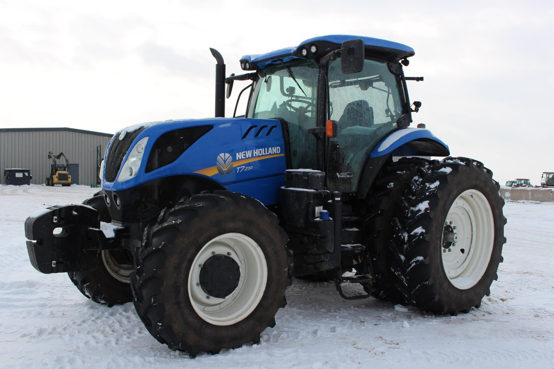New Holland T7.230 Tractor