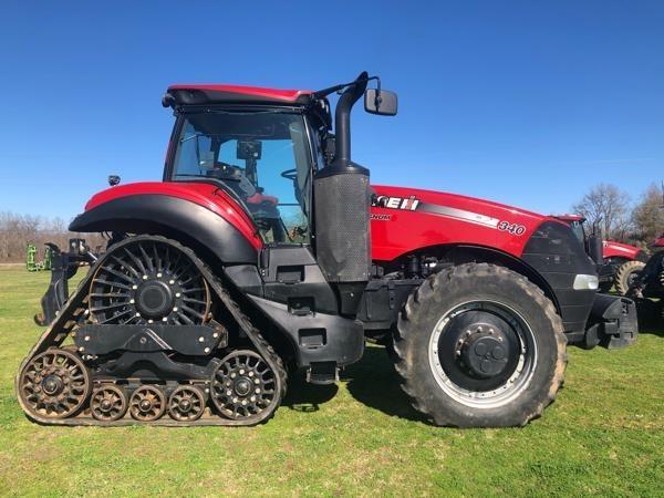 2018 Case IH Magnum 340 Rowtrac Tractor