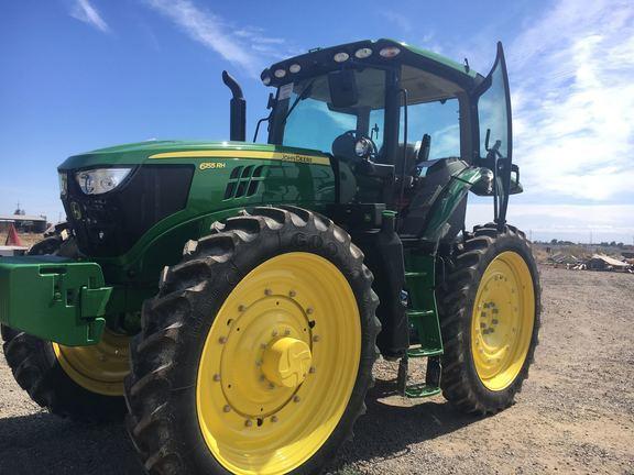 2019 John Deere 6155RH Tractor