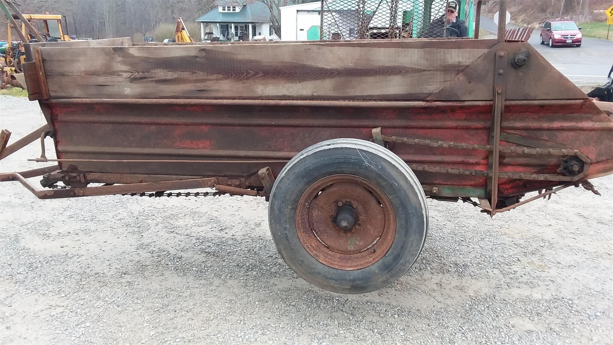 J.I. Case L Tractor