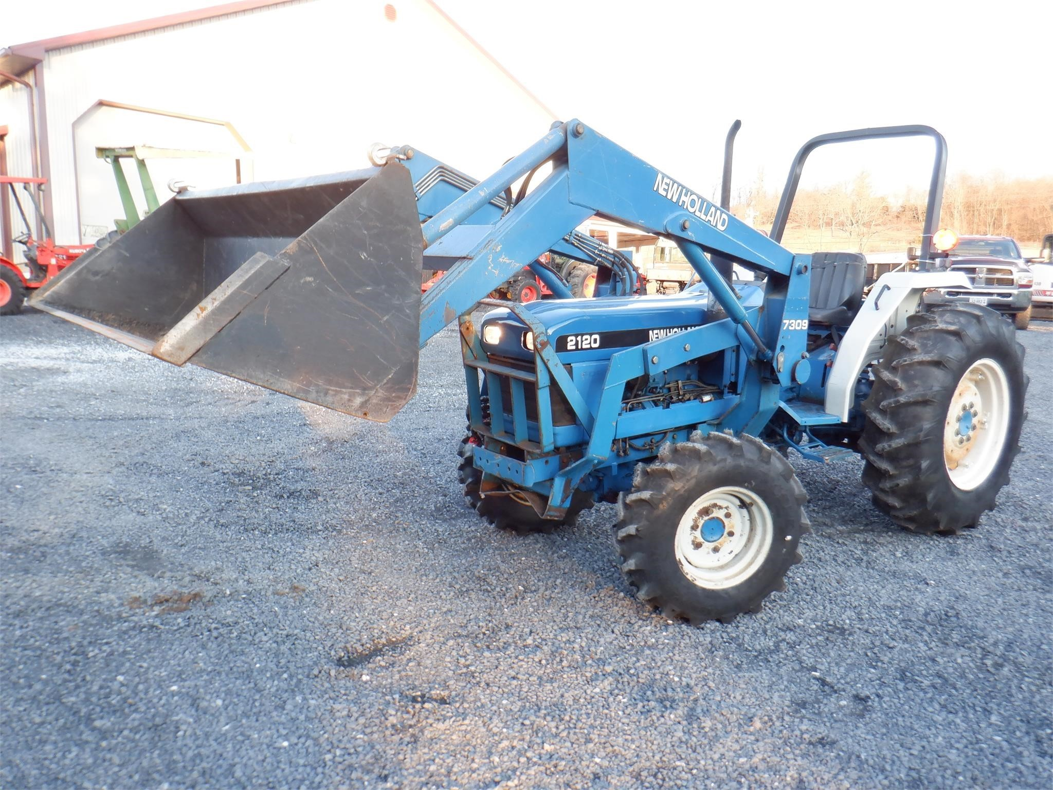 1997 New Holland 2120 Tractor