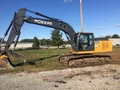 2014 Deere 210G LC Excavators and Mini Excavator