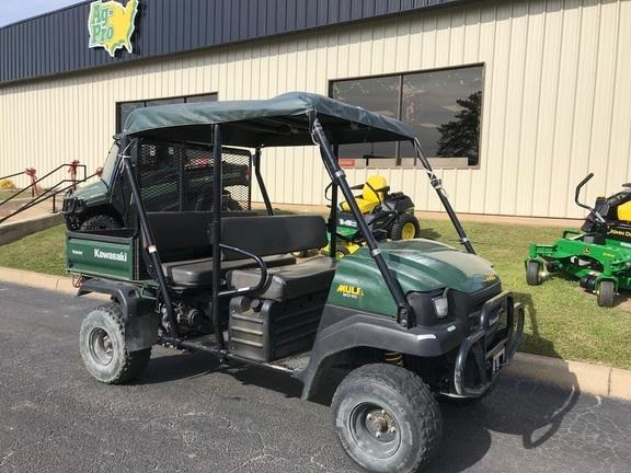 2009 Kawasaki 3010 ATVs and Utility Vehicle