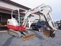 2017 Takeuchi TB230 Excavators and Mini Excavator