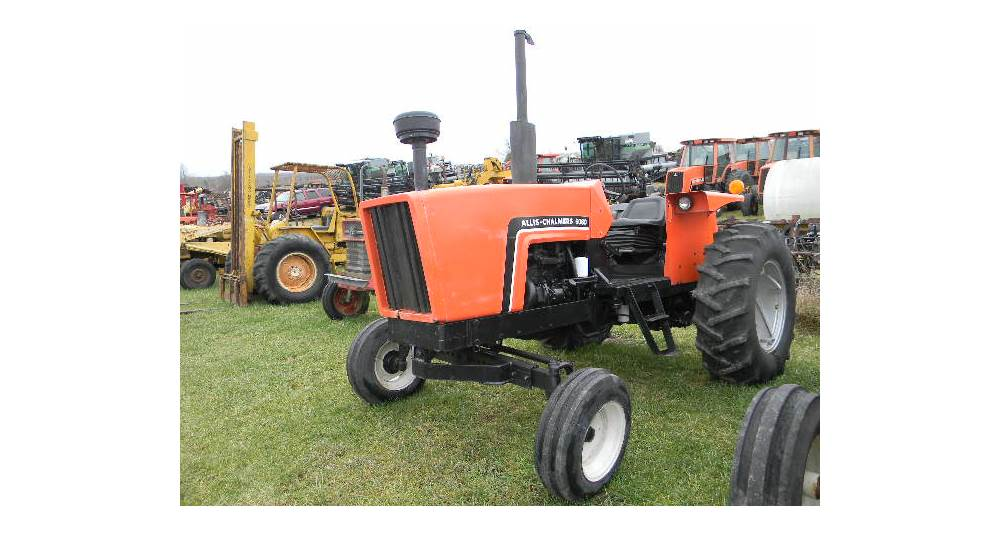 Allis Chalmers 6060 Tractor