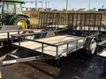 2017 Carry-On 6x12 Flatbed Trailer