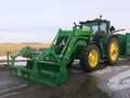 2019 John Deere 680R Front End Loader