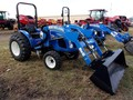 2017 New Holland Workmaster 33 Under 40 HP