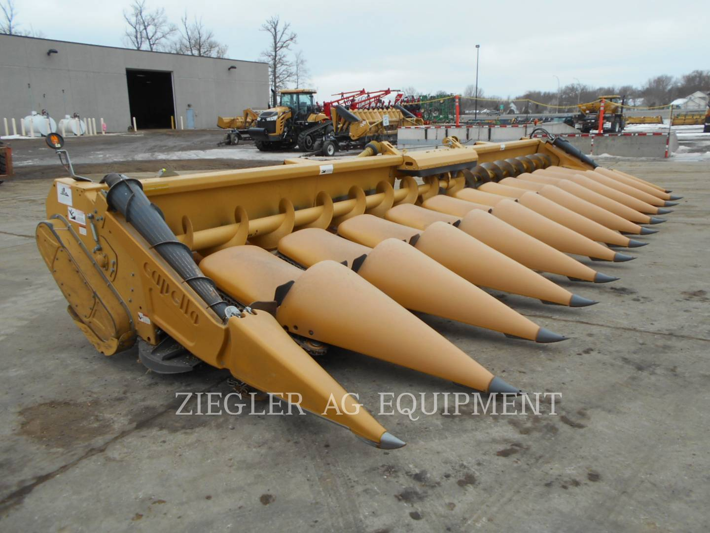 2014 Claas 12-30C Corn Head