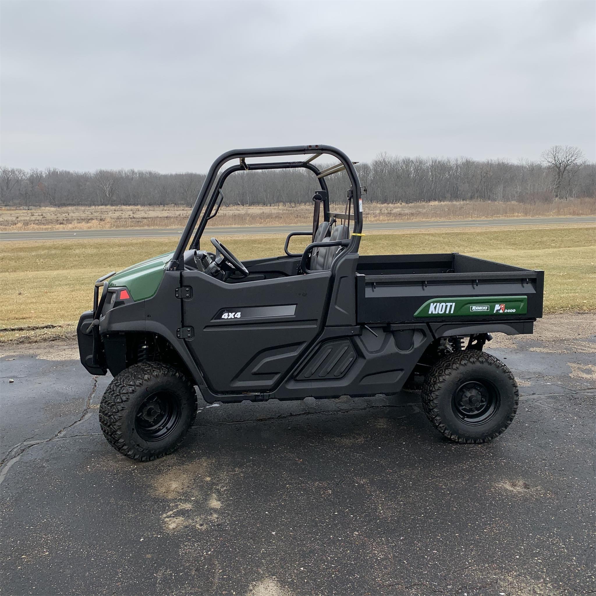 Kioti K9 2400 ATVs and Utility Vehicle