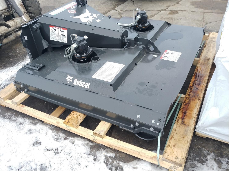 2019 Bobcat BOBCAT  72' BRUSHCAT Loader and Skid Steer Attachment