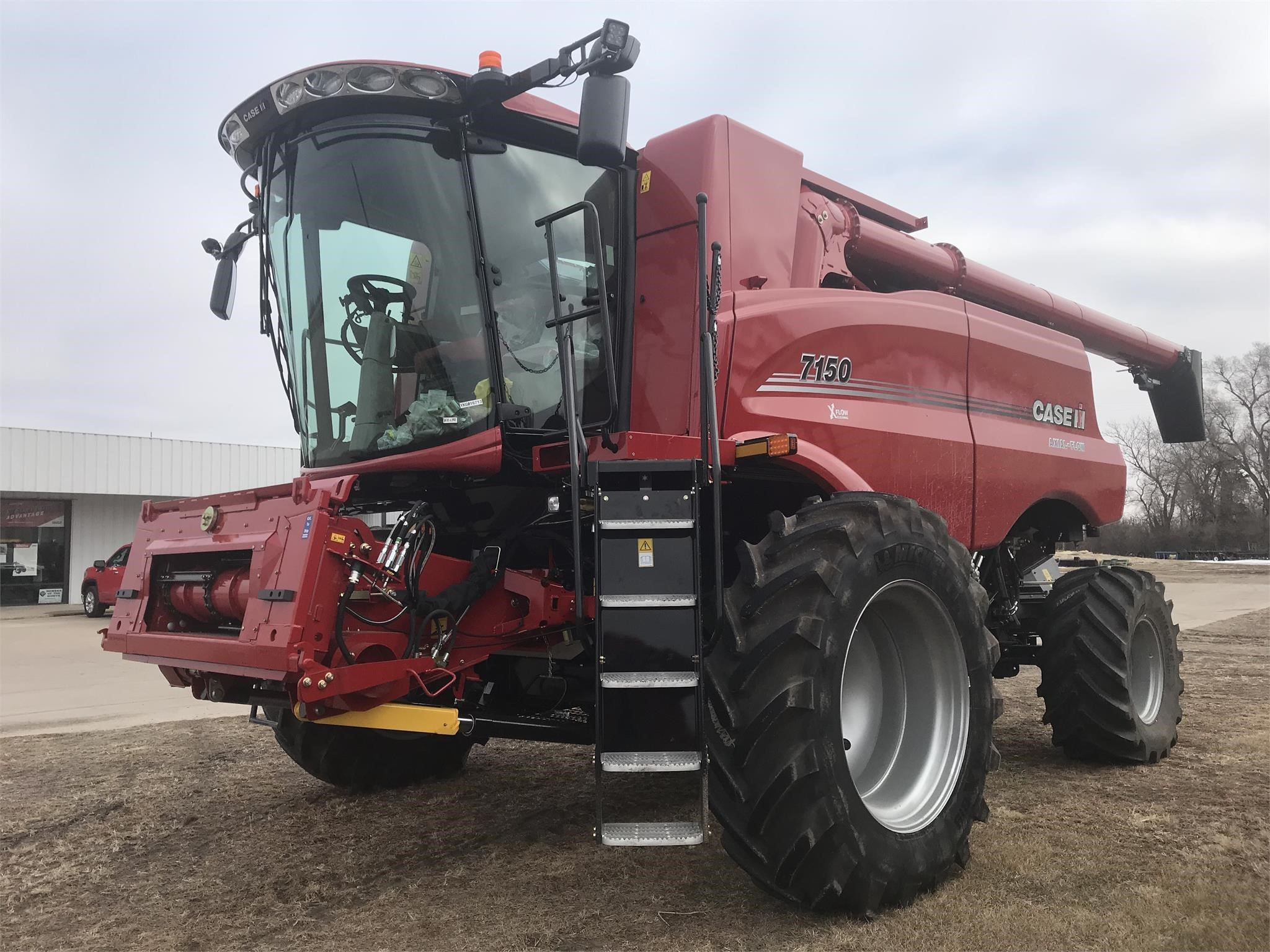 2020 Case IH 7150 Tractor