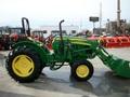 2011 John Deere 5055E OPEN STATION 40-99 HP