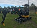 2018 Deere 30G Excavators and Mini Excavator