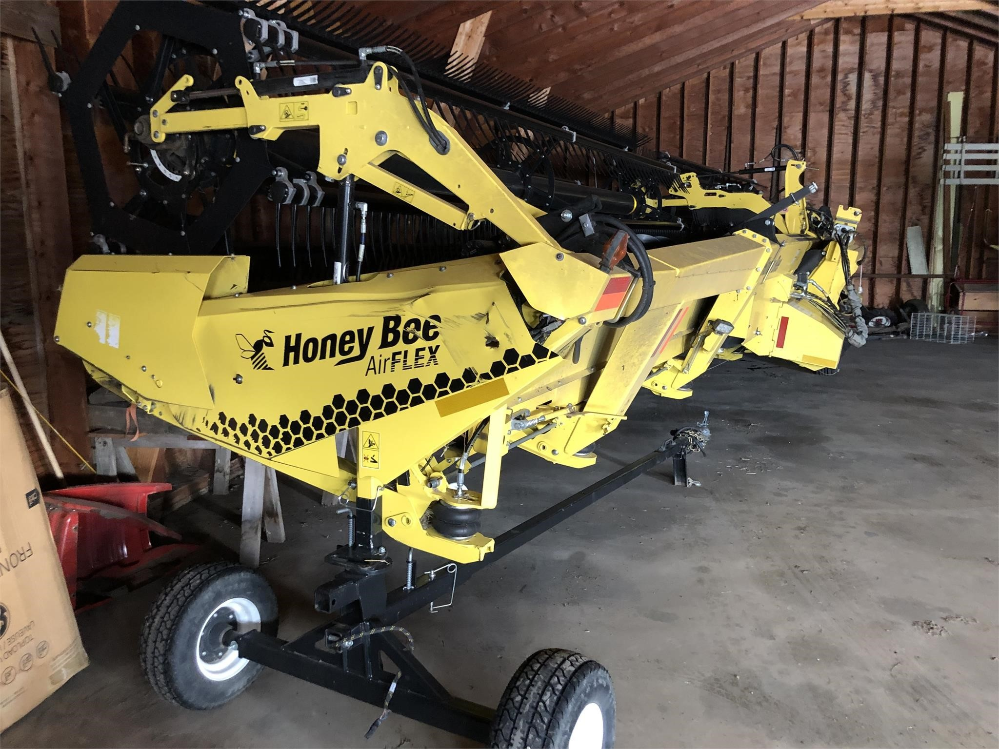 2015 Honey Bee AF240 Platform