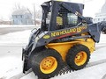 2001 New Holland LS150 Skid Steer