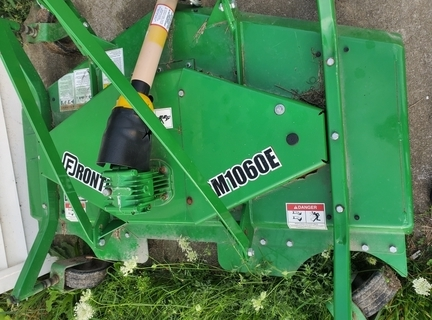 2014 Frontier GM1060E Rotary Cutter