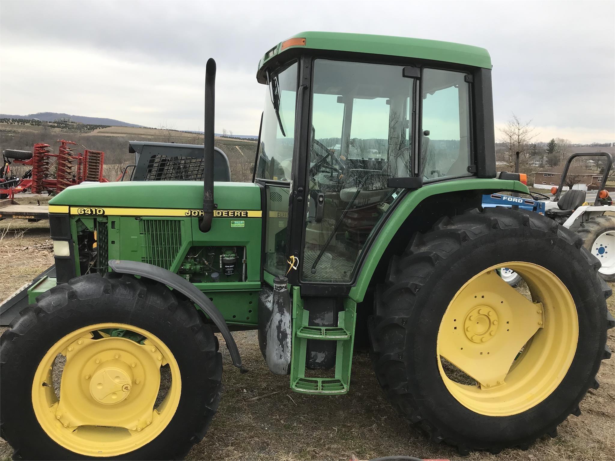 1999 John Deere 6410 Tractor