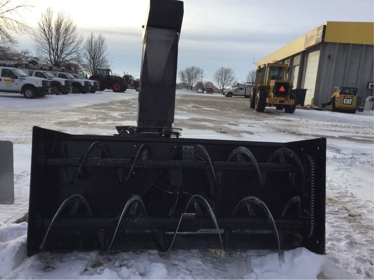 2017 MK Martin SB97D Snow Blower