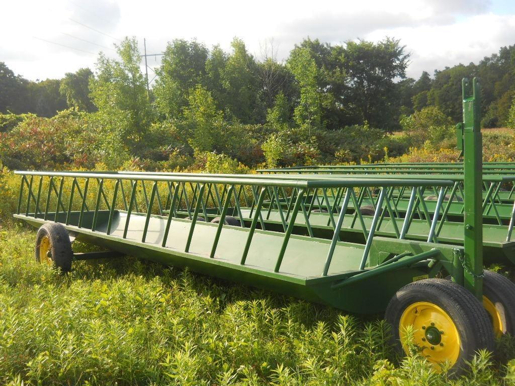 2021 Stoltzfus 5x20 Feed Wagon