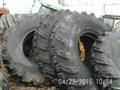 United 18x33 Wheels / Tires / Track