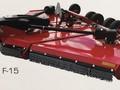 2020 Mahindra F15 PRO Rotary Cutter