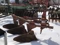 White 348 Plow