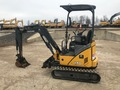 Deere 17D Excavators and Mini Excavator