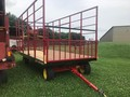2018 Dutch Brothers 8x18 Flatbed Trailer