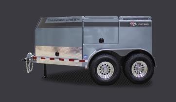 2020 Thunder Creek FST 500 Fuel Trailer