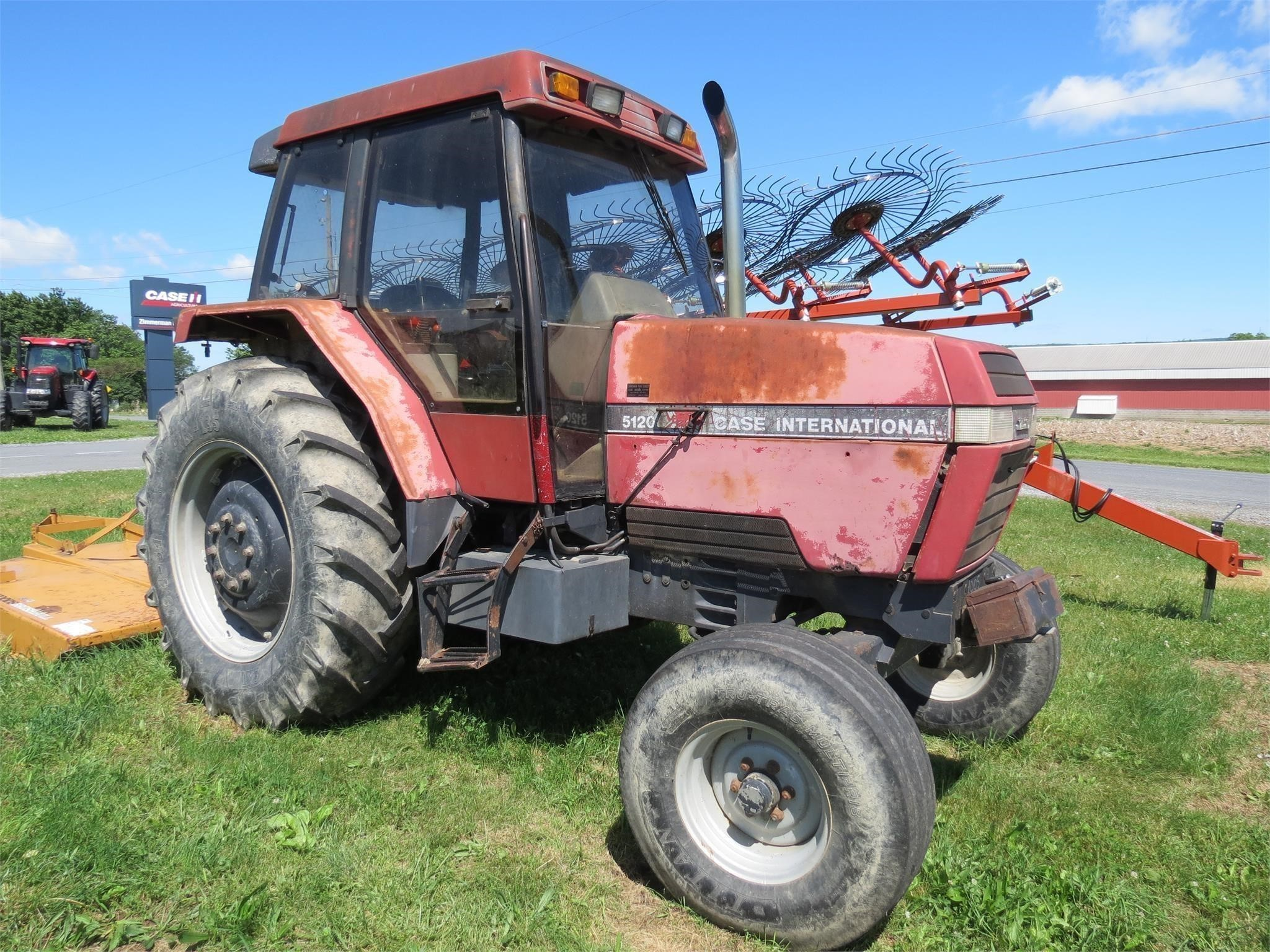 1990 Case IH 5120 Tractor